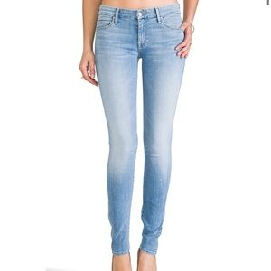 MOTHER The Looker Skinny in Light Kitty Size 25